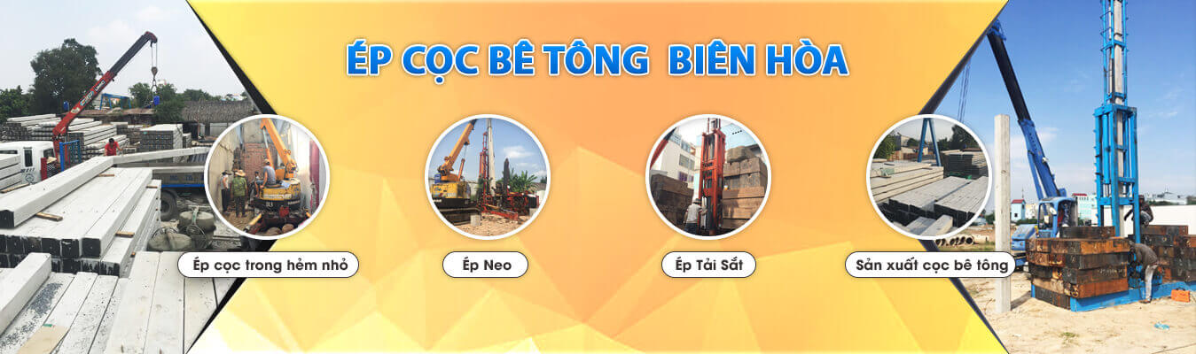 �p Cọc B� T�ng Bi�n H�a