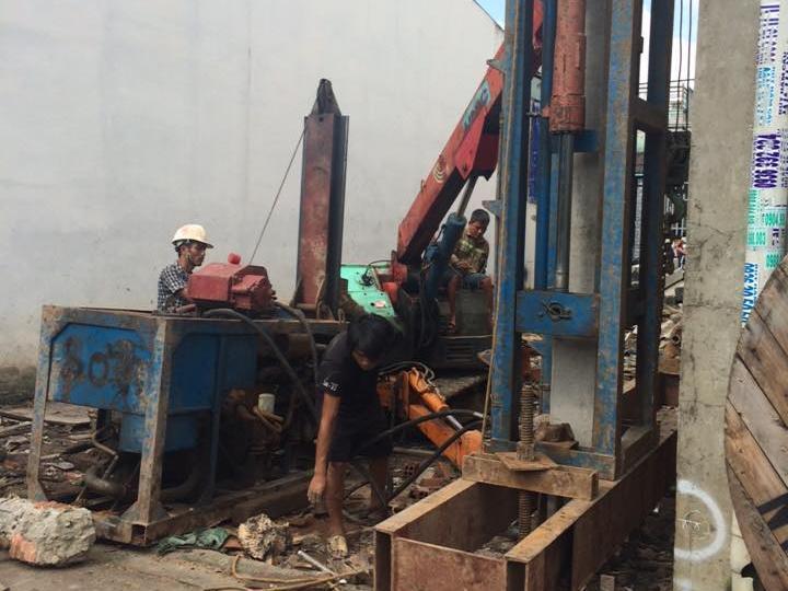 Ép cọc bê tông tại Phường Tam Hiệp TP Biên Hòa