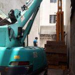 ép cọc tải sắt nhà phố trọn gói