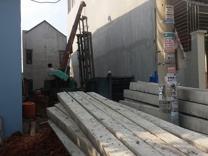 ép cọc bê tông tại phường Long Bình Tân TP Biên Hòa