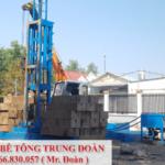 ép cọc bê tông huyện Tân Phú, Đồng Nai