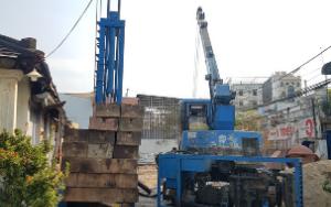 Ép cọc bê tông tại phường Hố Nai TP. Biên Hòa