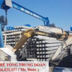 Nhận ép cọc bê tông tại Tiền Giang