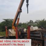 ép cọc bê tông huyện Nhơn Trạch