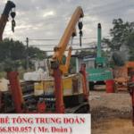 Nhận ép cọc bê tông tại Bà Rịa Vũng Tàu
